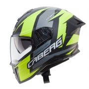 Caberg Drift Evo Speedstar Matt Anthracite / Yellow
